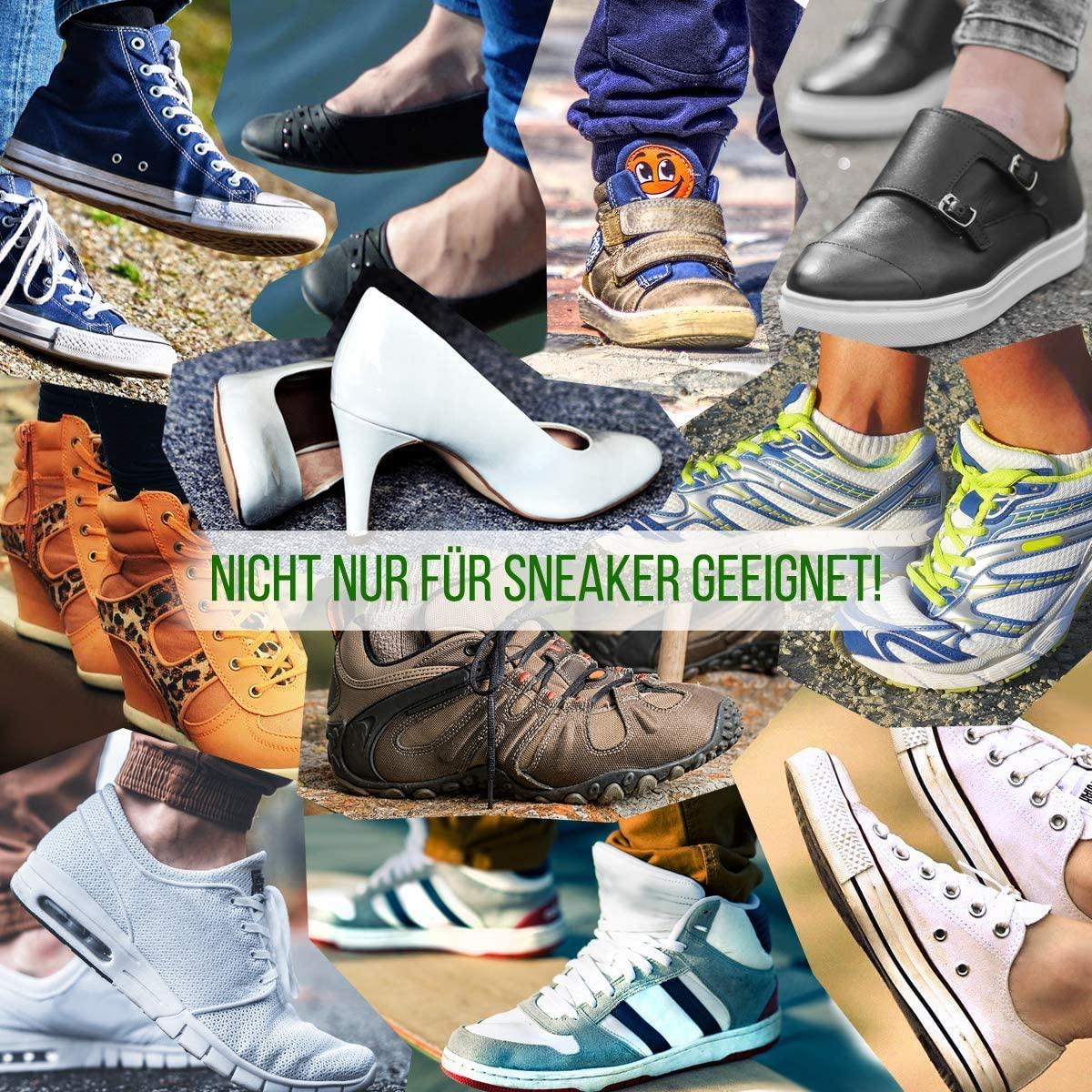 nicht nur für Sneaker geeignet