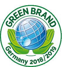 GREEN BRAND AWARD 2018/2019